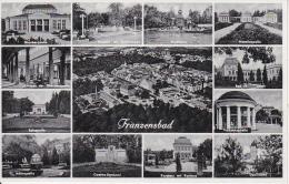 AK Franzensbad - Mehrbildkarte (20575) - Sudeten