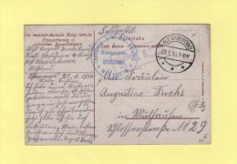 Alexandrowo - 1916 - Molsheim - Alemania