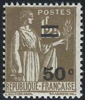 France    Yvert       298                 **                 Neuf  SANS  Charniere  /  MNH - Nuovi