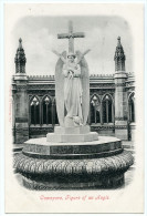 INDIA : CAWNPORE - FIGURE OF AN ANGEL - India