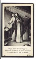 Bidprentje - Maria Anna MARINUS Echtg. Joannes Petrus VERVECKEN - Weelde 1869 - Turnhout 1935 - Images Religieuses