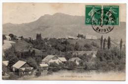 FILLINGES --1912--Fillinges Et Les Voirons N°928  éd ????----à  Saisir - Sonstige Gemeinden