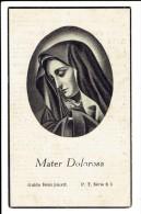 Bidprentje - Maria Philomena VAN DER MOEREN - Weelde 1864 - 1942 - Images Religieuses