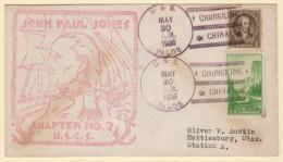 USA  USS Palos (PR-1) Chungking China 05-30-1936 - 1912-1949 Republic