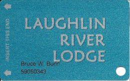 Laughlin River Lodge Casino Slot Card - Casino Cards