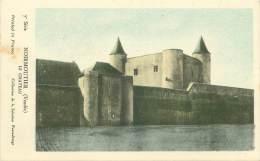 85 - NOIRMOUTIER - Le Château - Noirmoutier