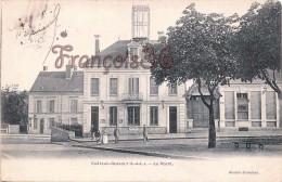 (37) Châteaurenault Château Renault - La Poste - 2 SCANS - France