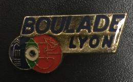 BOULADE BOULE LYON - Bowls - Pétanque