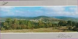 12 °° La Couvertoirade  –  Causse  Du  Larzac - écrite 11x21 * TBE - Autres Communes