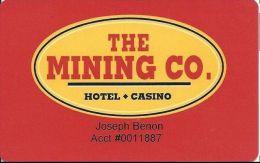 PT´s Gaming Henderson NV Slot Card - Casino Cards