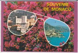 PRINCIPAUTE DE MONACO  8 Cartes - Cartes Postales
