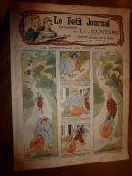1905 LPJij: La Pipe De Grand'Père; Le Petit Mousse De La Frégate LA SAUTILLANTE De Bordeaux; Balthar Apprend Le Cacatois - Le Petit Journal
