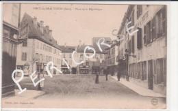 38  Pont De Beauvoisin  Place De La Republique - Autres Communes