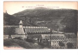 FR12 SAINT GENIEZ D'OLT - Bouche 487 - Chapelle Et Usines De Saint Pierre  - Belle - Altri Comuni