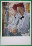 2481 Artist Golovin. Portrait Of The Stage Director Vsevolod Meyerhold. 1917 - Theatre