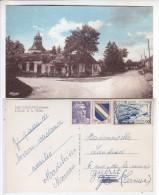 - 10 - MONTSUZAIN - Ecole Et La Mairie - Timbre - - Ohne Zuordnung