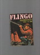 FLINGO ,collection Reliée Album N°3 Avec N°17,18,19,20,21,22,23,24 - Autres Auteurs