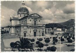 BARCELLONA  (ME) PIAZZA DUOMO 1953 - Messina