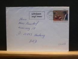 56/152     BRIEF  NEDERLAND  2004 - Periode 1980-... (Beatrix)