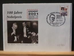 57/110   ENV.   ALLEMAGNE - Nobel Prize Laureates