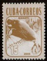 (cl. 3 - P20) Cuba ** N° 4237 (ref. Michel Au Dos) - Le Lamantin - Cuba