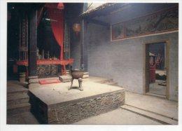 MACAU, Macao, China - Templo De Kun Iam Tong  ( 2 Scans ) - Chine