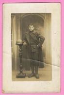 Fotokaart Militair  1914-1918 - Guerre 1914-18