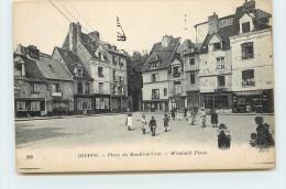 DIEPPE - Place Du Moulin à Vent. - Dieppe