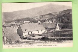 LA MOTTE D' AVEILLANS - Ligne De La Mure - Vue Générale  - TBE - 2 Scans - Motte-d'Aveillans