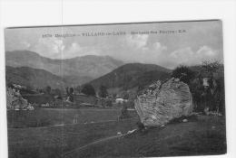 VILLARD De LANS - Hameau Des PIERRES - 2 Scans - Villard-de-Lans