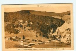 VILLARD De LANS - Roche Pointue Et Bois Barbu - 2 Scans - Villard-de-Lans