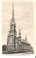 Eglise De Victoriaville  -  Victoriaville Church, Quebec  -  13 - Other