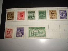 Italie 1944  Neuf  Sur Papier-  Charniere - Non Classés