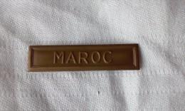 Barrette Militaire MAROC - Badges & Ribbons