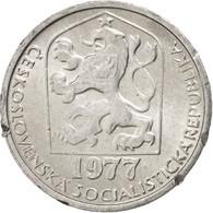 Tchécoslovaquie, 10 Haleru 1977, KM 80 - Czechoslovakia