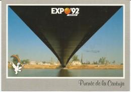 Sevilla, Espana, 29.10.1991, Exposicion Filatelica Europea. - Bolsas Y Salón Para Coleccionistas
