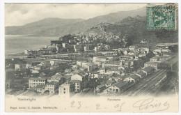 """Imperia, """"Ventimiglia - Panorama"""" 1905 - Imperia"""