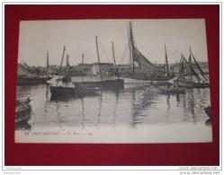 1simo - Dept 29 Concarneau Le Port Thonier Barque - Concarneau
