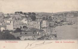 CARTE POSTALE DE TURQUIE / CONSTANTINOPLE / ARNAOUTKEUY - Turchia