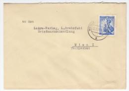 Austria  Letter Cover Travelled 1954 Bb151214 - 1945-60 Storia Postale