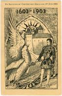 705 - Postkarte Cortege De L Escalade Geneve