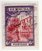 Bermuda - Mi.Nr. - BM 95 - 1936 - Refb3 - Antigua & Barbuda (...-1981)
