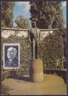 France N°864 - Carte Maximum - Raymond Poincaré - Maximum Cards