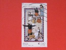 ITALIA USATI 2009 - FOLCLORE SAGRA DEI MISTERI CAMPOBASSO - SASSONE 3091 - RIF. G 1956 - 6. 1946-.. Repubblica