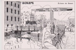 Illustrateur :  Scarpe A   DOUAI - Illustrateurs & Photographes