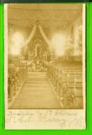 Dt 80 - Carte Photo  De SAINT AUBIN MONTENOY  Bénédiction De Ste Thérése Le 30 Juin 1929 - Autres Communes