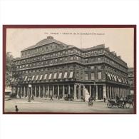Paris  Théâtre De La Comédie Française  73 - Arrondissement: 01