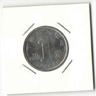 1 Yuan 2004 - China Coin - China