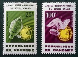 ANNEE INTERNATIONALE DU SOLEIL CALME 1964 - NEUF ** - YT 216/17 - MI 244/45 - Benin – Dahomey (1960-...)