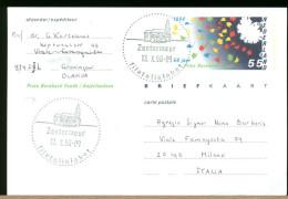NEDERLAND - ZOSTERMEER - Postal Stationery